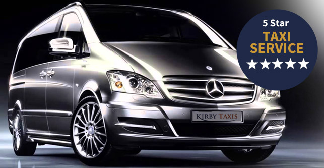 8 Seater Taxi Leicester