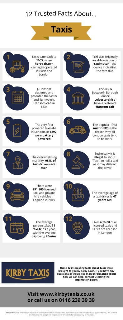 12 Trusted Facts About Taxis